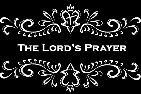 The Lord's Prayer 2 White